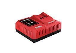 """SKIL 3123 AA """"Rapid"""" uzlādes ierīce """"20V Max"""" (18 V)"""