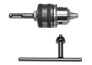 SKIL SDS+ adapteris ar 13 mm urbjpatronu un atslēgu